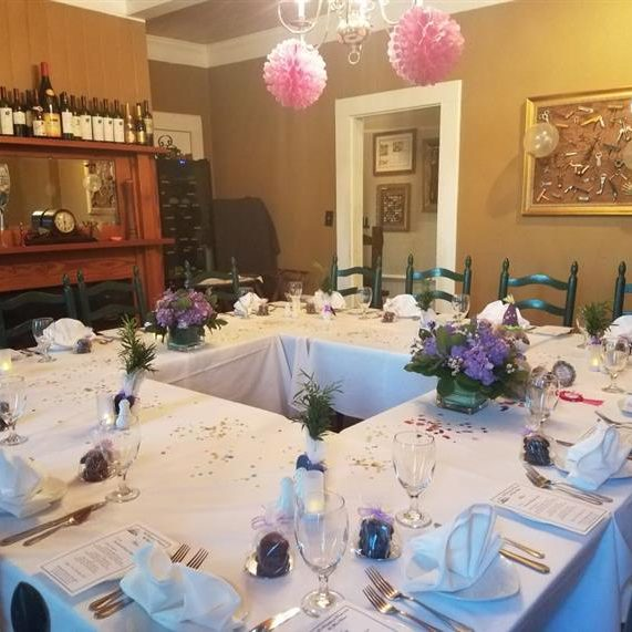 Banquets at the Brentwood Restaurant